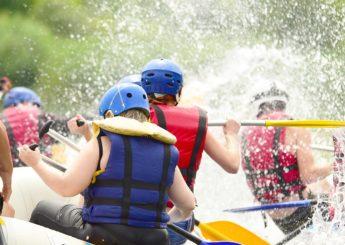 Rafting 7 KM – Cisadane River, Bogor
