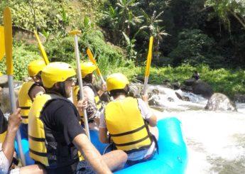Citarik River Rafting, Sukabumi – 5 KM