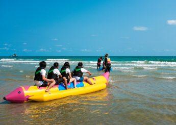 WATERSPORT AT CARITA BEACH DIVING