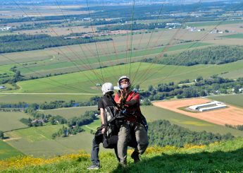 Yogyakarta Paragliding in Parangtritis