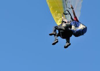 Bogor Paragliding At Puncak
