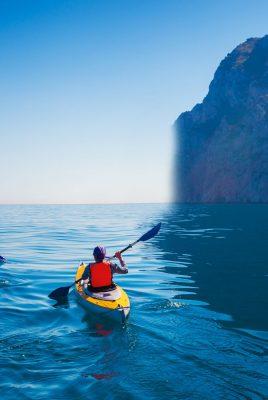 PULAU AYER CANOE, BANANA BOAT & BERSEPEDA