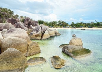0812 9393 9797, BERPETUALANG BACKPACKER BELITUNG 2H1M  PLUS AKOMODASI (HOTEL)