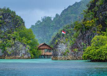 0812 9393 9797, Snorkeling & Trekking Di Raja Ampat 3h2m