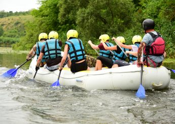 Bandung Pengalengan Rafting Sungai Palayangan