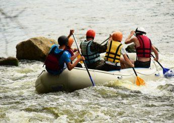 Bandung Pengalengan Rafting Palayangan River