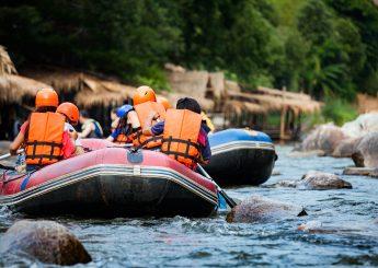 0812 9393 9797, Bandung Pengalengan Rafting Sungai Palayangan Plus Hotel
