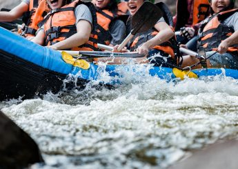 Outbound & Rafting Bogor Matahari Park