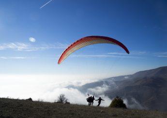 Paragliding Hammer in Matantimali