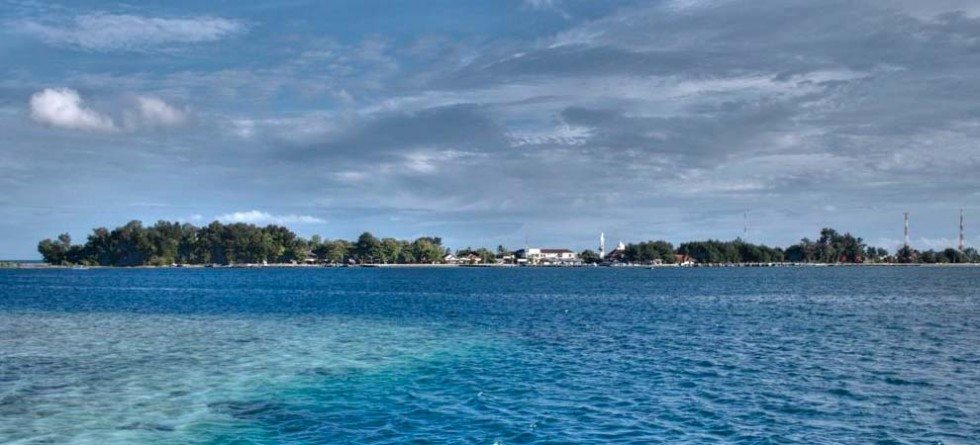 Paket Wisata Pulau Pramuka 1 Hari