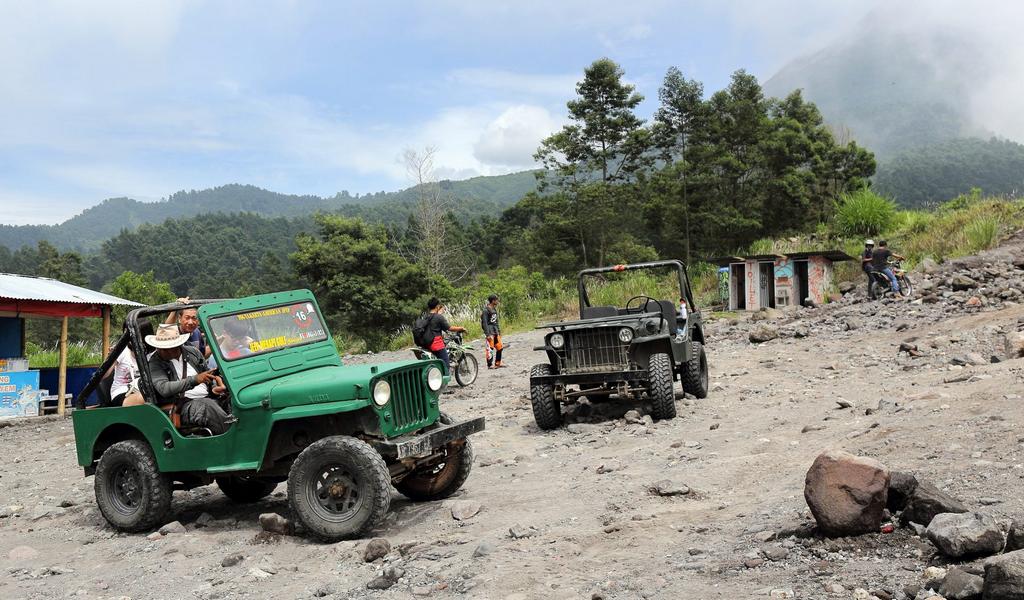 Paket Wisata Gunung Merapi