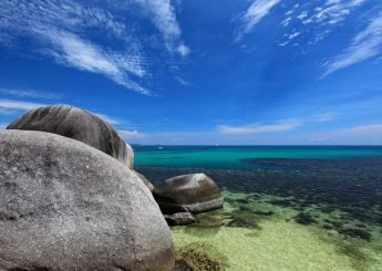 Snorkeling at Belitung Plus Accommodation (Hotels)